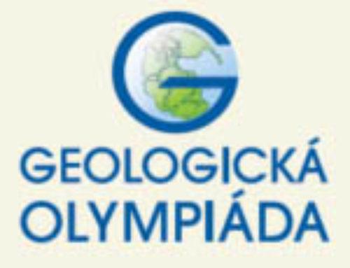 Organizace krajského kola Geologické olympiády
