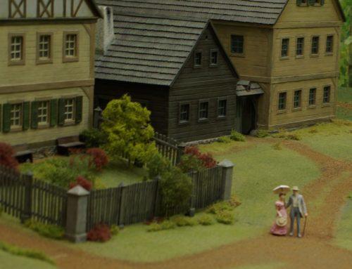 Zabydlete Mariánské Lázně roku 1815!