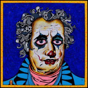 Svandrlik Výstava ML Goethe versus Joker