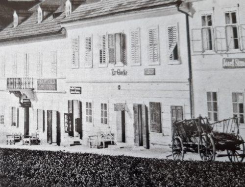 Mariánské Lázně Františka Fridricha – Výstava na Hlavní třídě