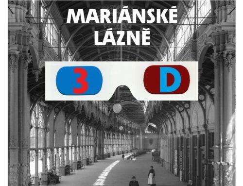 Mariánské Lázně 3D