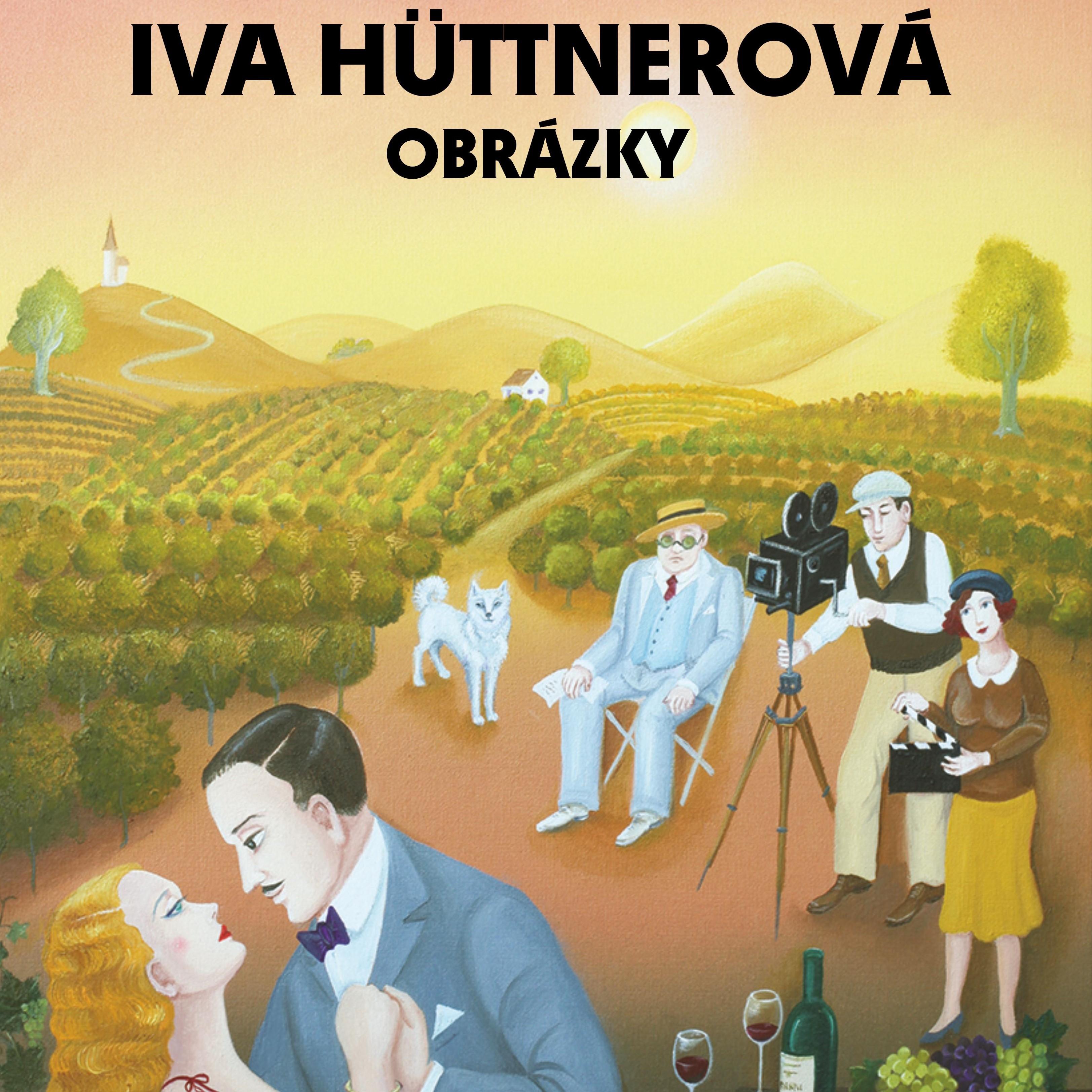 OBRÁZKY – Iva Hüttnerová